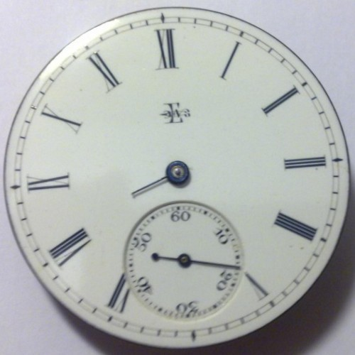 Elgin Grade 29 Pocket Watch Image