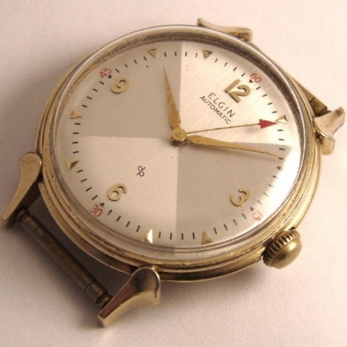 Elgin Grade 607 Pocket Watch Image