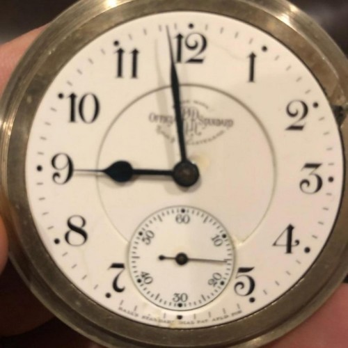 Ball - Hamilton Grade 999E Pocket Watch Image