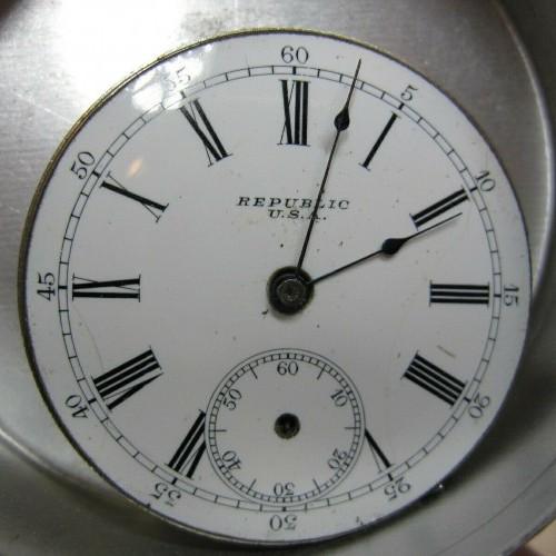 Seth Thomas Grade 12 Pocket Watch Image