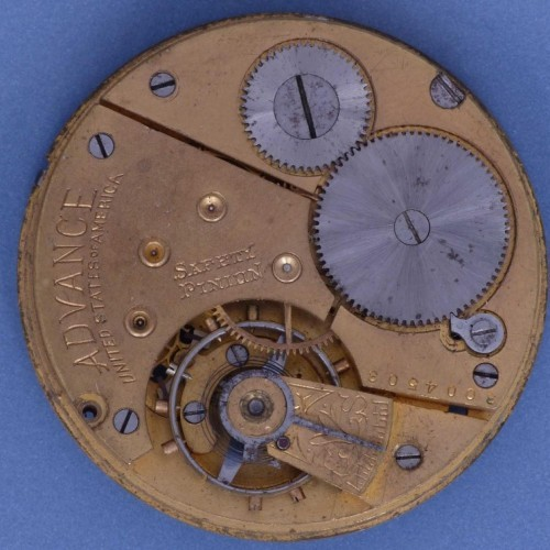 Elgin Grade 67 Pocket Watch Image