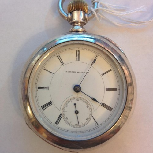 Illinois Watches Photo Gallery   Pocket Watch Database
