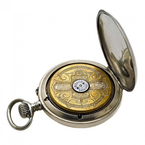 Hebdomas Grade  Pocket Watch Image