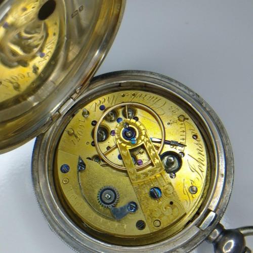 Other Grade Joseph Johnson Pocket Watch Image