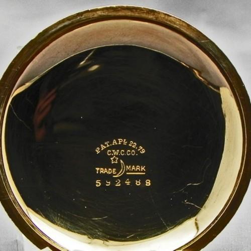 Rockford Grade 900 Pocket Watch Image