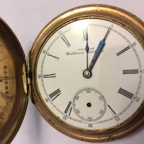 Waltham Grade No. 22 Pocket Watch Image