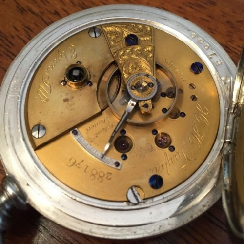 Image of Elgin 58 #288176 Movement
