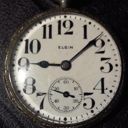 Image of Elgin 291 #23906939 Dial