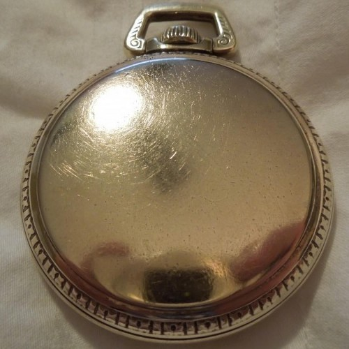 Illinois Grade 805 Pocket Watch Image