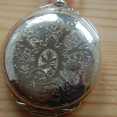 Rockford Grade 83 Pocket Watch Image
