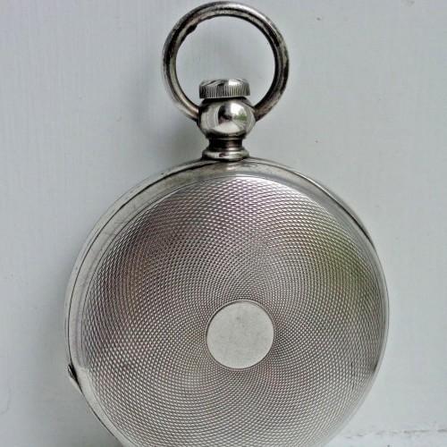 Lancaster Watch Co. Grade West End Pocket Watch Image