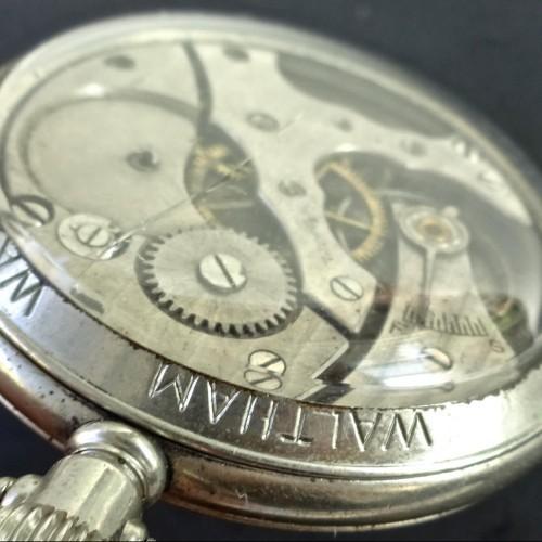 New York Standard Watch Co. Grade 97 Pocket Watch Image