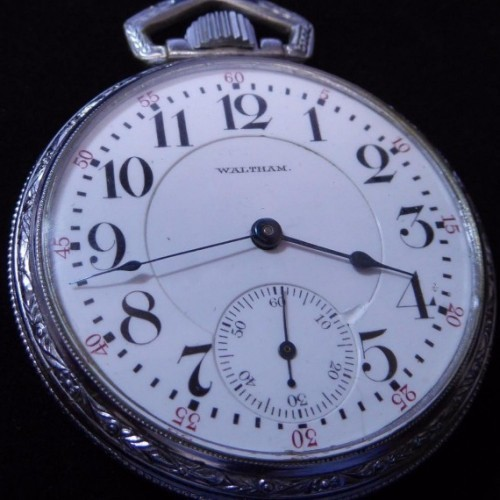Image of Waltham No. 645 #19034455 Dial