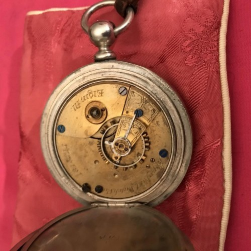 Elgin Grade 7 Pocket Watch Image