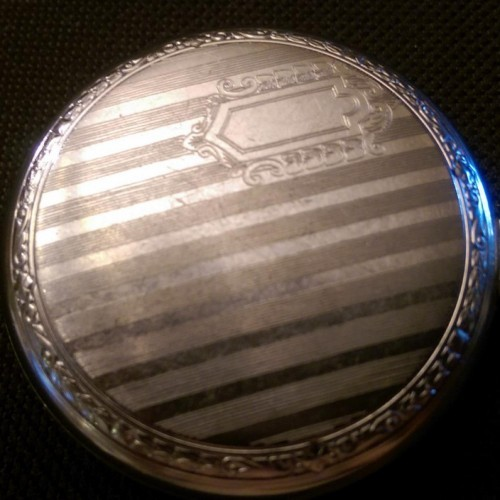 Illinois Grade 164 Pocket Watch Image