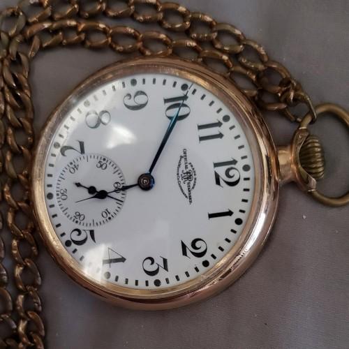 Ball Grade 999P Pocket Watch Image
