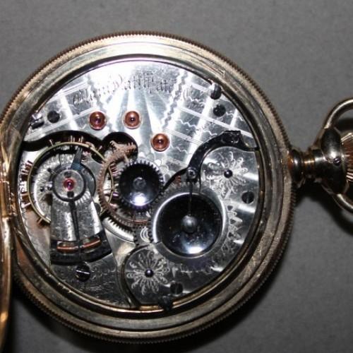 Elgin Grade 72 Pocket Watch Image
