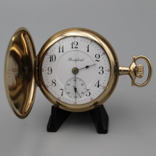 Rockford Grade 630 Pocket Watch Image
