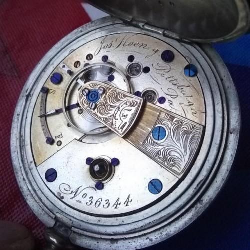 Swiss American Imitation Grade  Pocket Watch Image