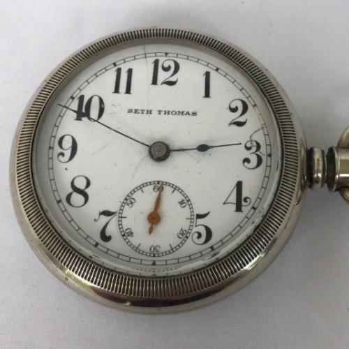 Seth Thomas Grade 37 Pocket Watch