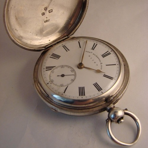 Other Grade Thos Russell & Son Pocket Watch Image