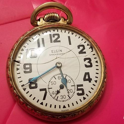 Swiss Elgin Grade  Pocket Watch Image