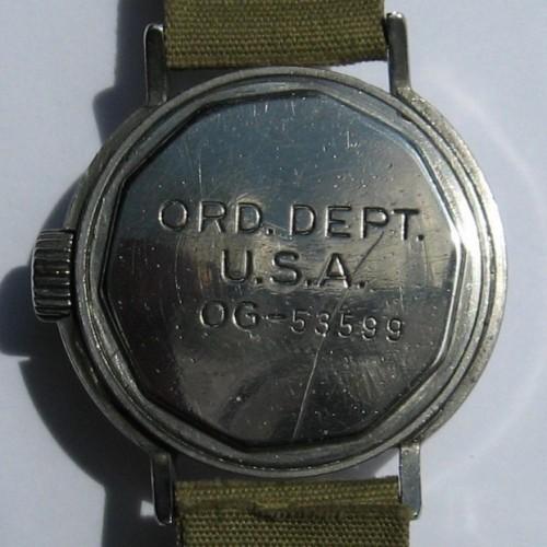 Waltham Grade No. 10617 Pocket Watch Image