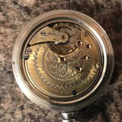 Seth Thomas Grade 211 Pocket Watch Image