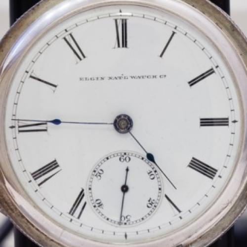 Elgin Grade 68 Pocket Watch Image