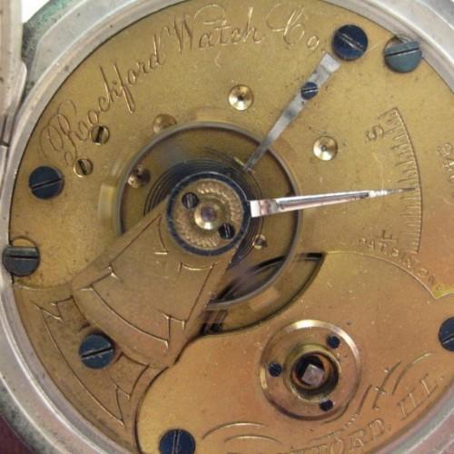 Rockford Grade Unknown Pocket Watch Image