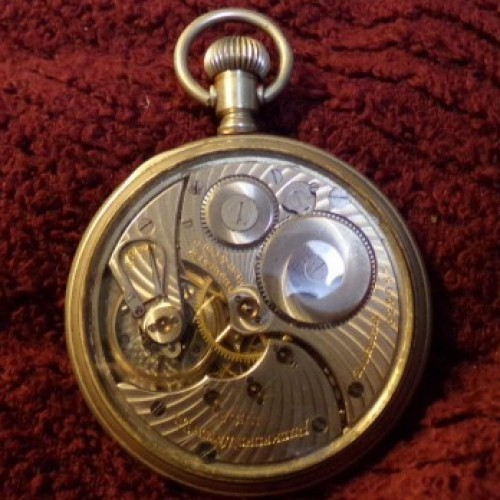 Rockford Grade 645 Pocket Watch Image
