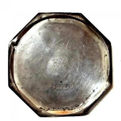Elgin Grade 301 Pocket Watch