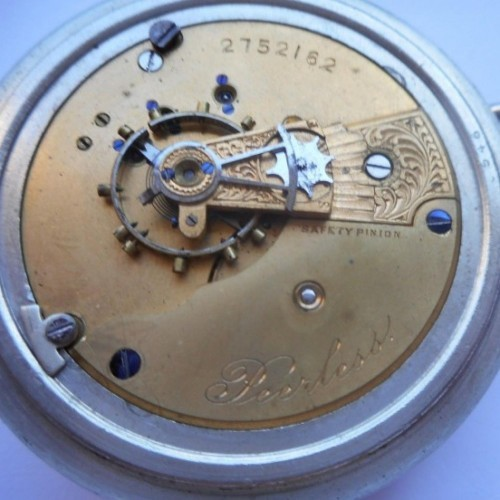 Waltham Grade R.E. Robbins Pocket Watch Image