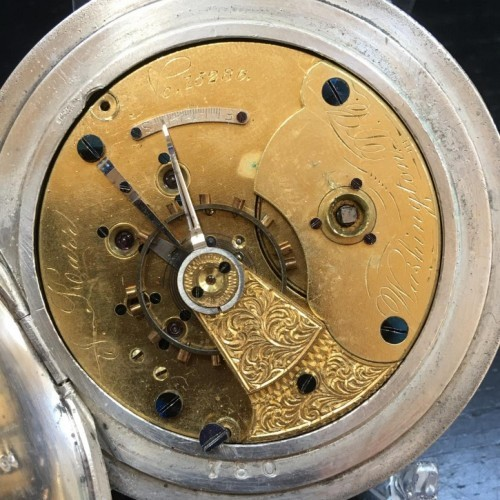 Rockford Grade M2-11J Pocket Watch Image