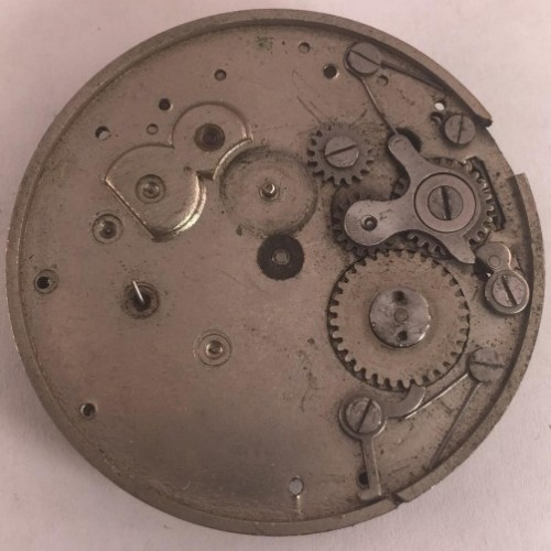 Manistee Watch Co. Grade  Pocket Watch Image