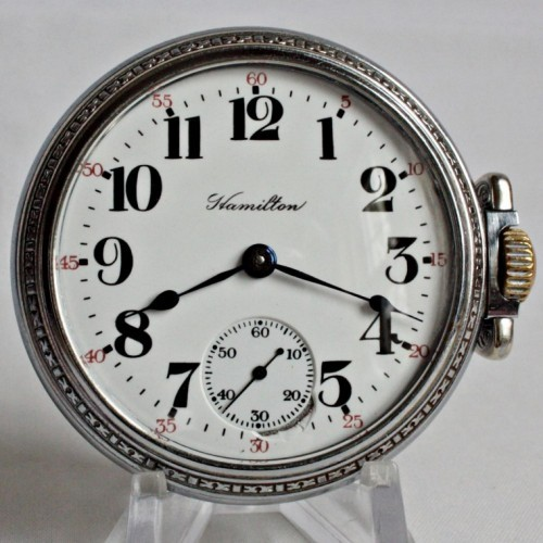 ebc9b1989b810 Most Recent Watch Gallery on the Pocket Watch Database