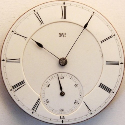 Elgin Grade 23 Pocket Watch Image