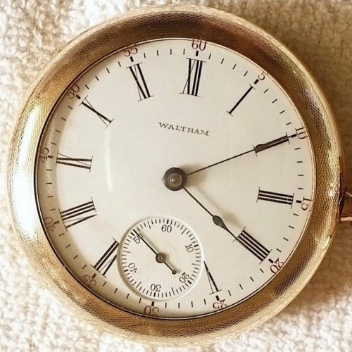 Image of Waltham No. 81 #15827175 Dial