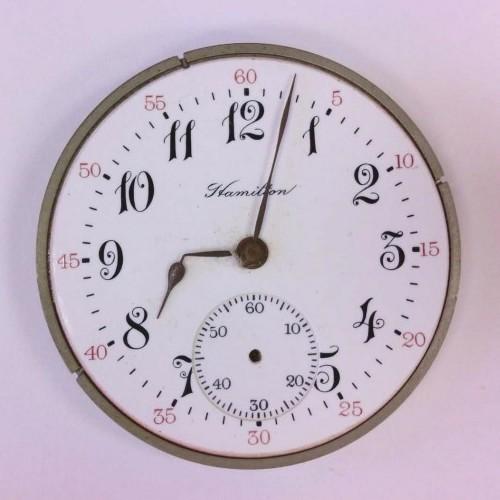 Hamilton Grade 914 Pocket Watch Image