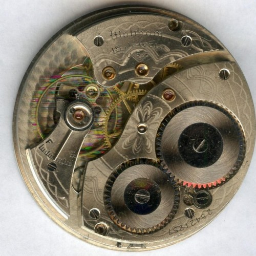 Waltham Grade No. 220 Pocket Watch