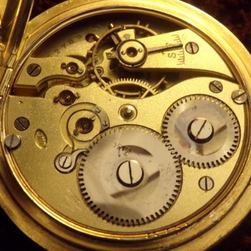 International Watch Co. Grade  Pocket Watch Image