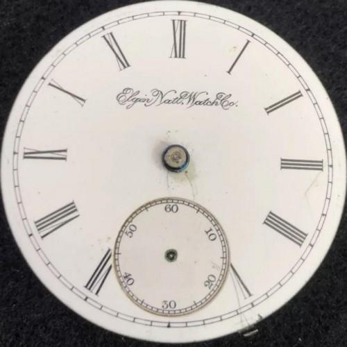 Elgin Grade 96 Pocket Watch Image