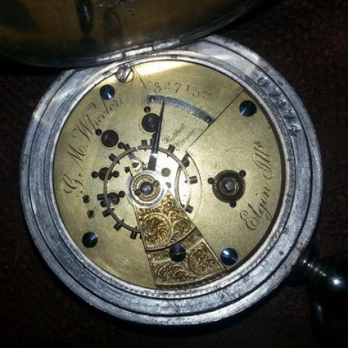 Image of Elgin 57 #327152 Movement