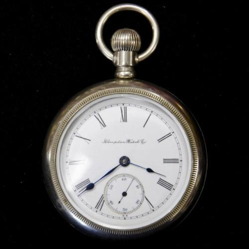 Hampden Grade Champion Pocket Watch Image