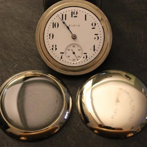 Elgin Grade 326 Pocket Watch Image