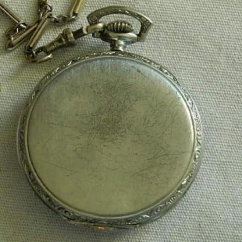 New York Standard Watch Co. Grade 1553 Pocket Watch
