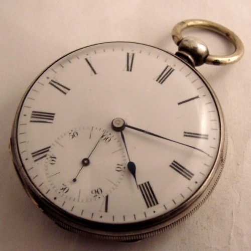 Other Grade A.Lange & Cie Glashutte Pocket Watch Image