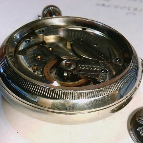 Rockford Grade 69 Pocket Watch Image