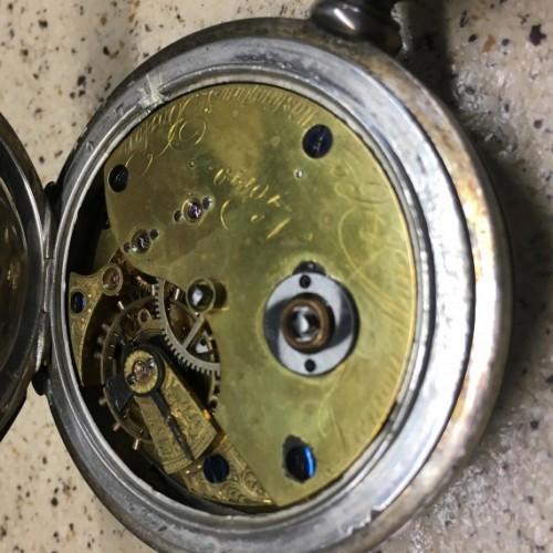 Tremont Watch Co. Grade washington st. Pocket Watch Image