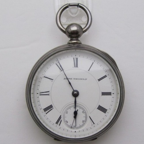 Seth Thomas Grade 11 Pocket Watch Image